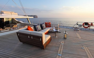 The Finishing Touches to the Perfect Superyacht Experience