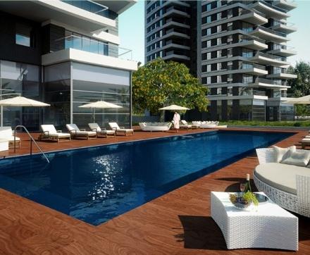 Lagoon's Sea Land Luxury Apartments in Tel Aviv