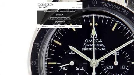 Collectorsquare.com, luxury vintage goes online.