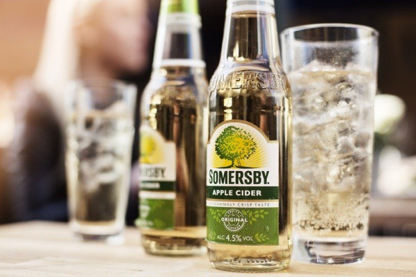 Somersby beverage