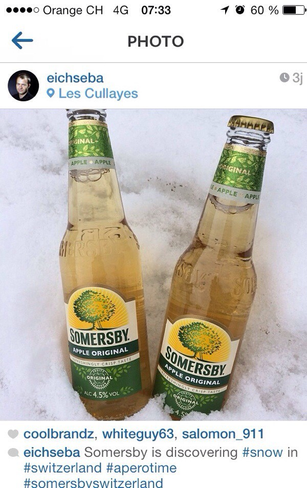 Somersby Switzerland