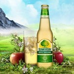 Somersby finally in Heidi land.