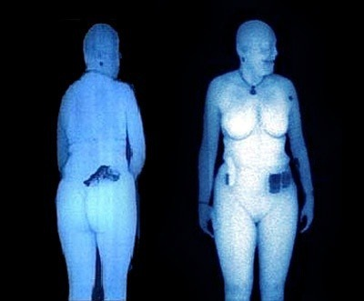 Body scanner full