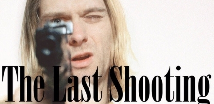 Kurt Cobain, 20 years already. Photo exhibition in Paris.