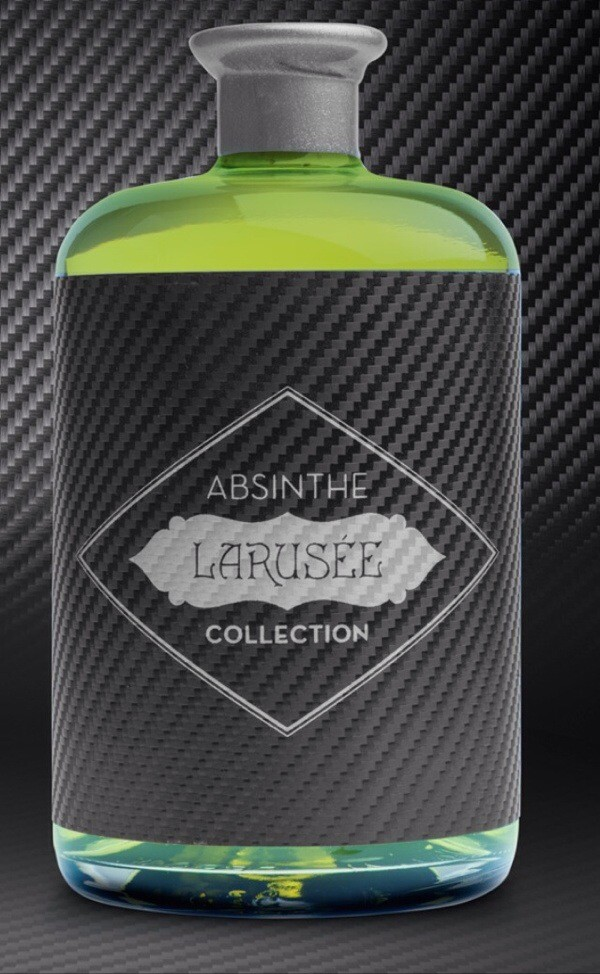 Larusée collection Absinthe