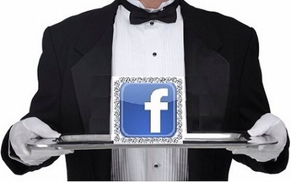luxury brands on facebook