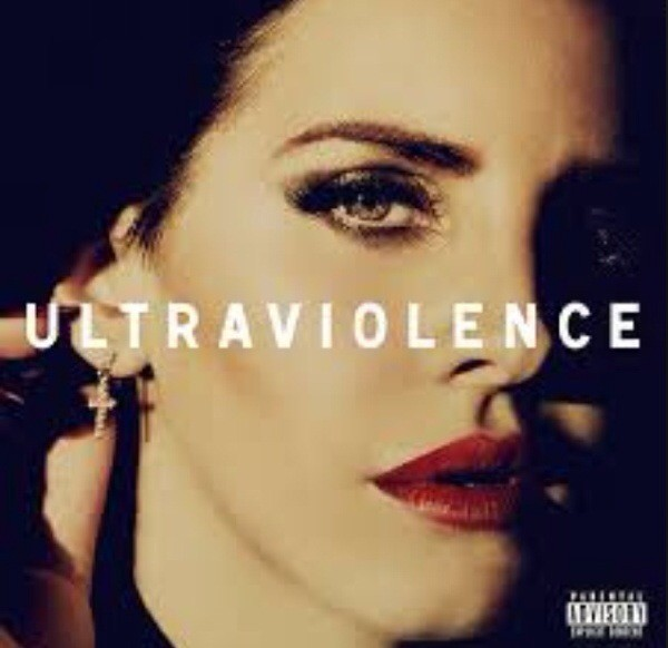 Lana Del Rey Ultraviolence new album cover