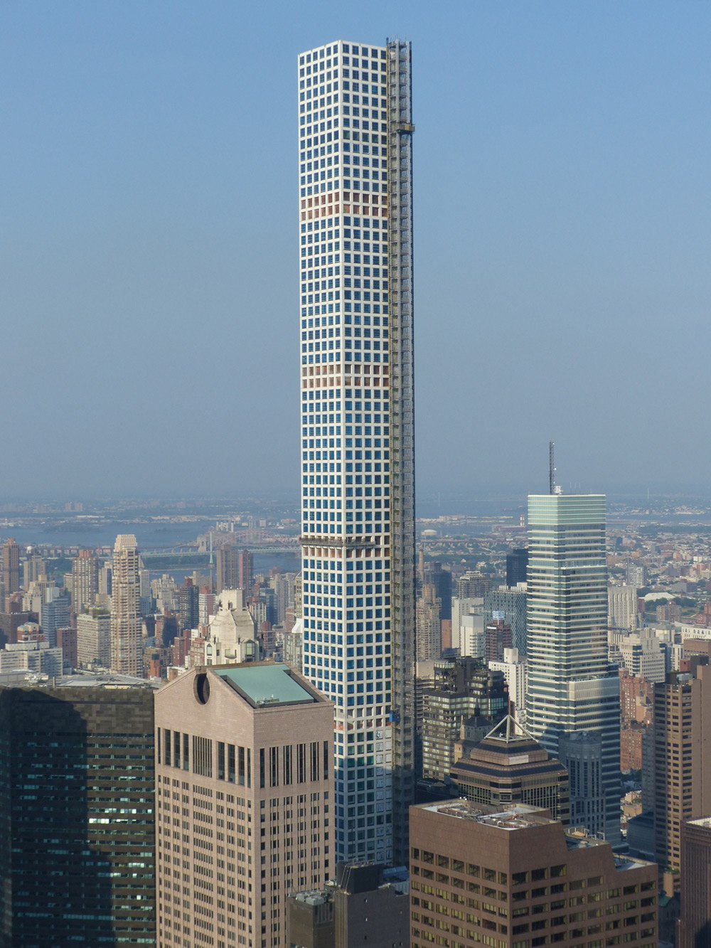 The 5 Tallest Buildings In New York Luxury Activist