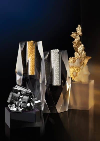 La Prairie A Tale of Luxury: Where Precious Materials Meet Infinite Beauty