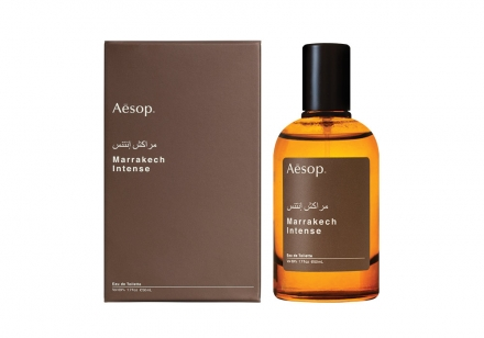 Aesop Marrakech Intense, the icon is back.