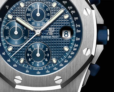 SIHH 2018: Audemars Piguet Celebrates The 25th Anniversary Of The Royal Oak Offshore