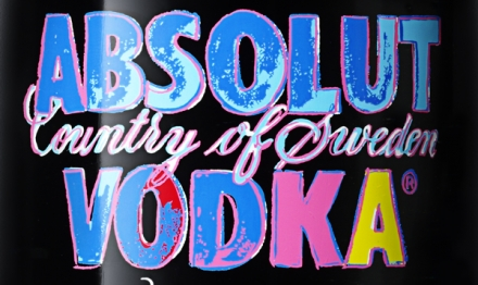Absolut Andy Warhol Edition, 2 great spirits!