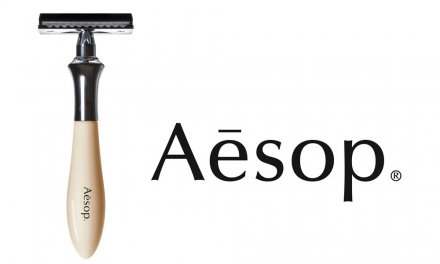 Aesop Double-Edge Razor, must have for men