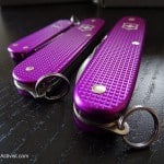 Victorinox Alox Limited Edition 2016 – Violet for your eyes