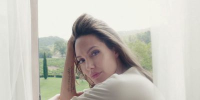 Mon Guerlain, the new fragrance with Angelina Jolie