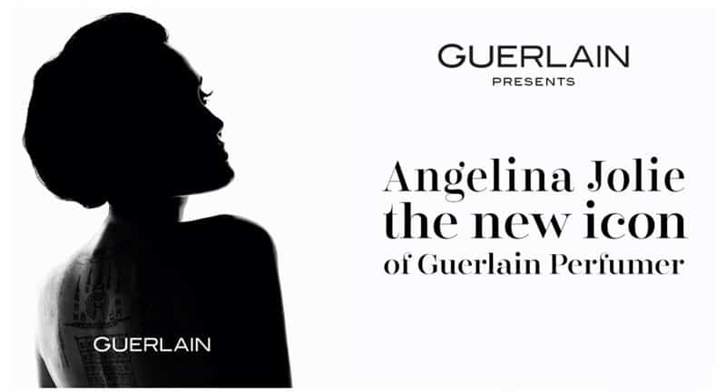 Mon Guerlain The New Fragrance With Angelina Jolie By Luxury
