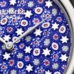Hermès Arceau Millefiori, beyond crystal art glass.