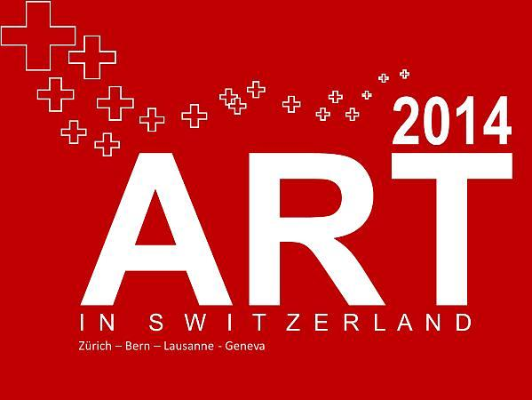 2014 incoming art exhibitions in Switzerland