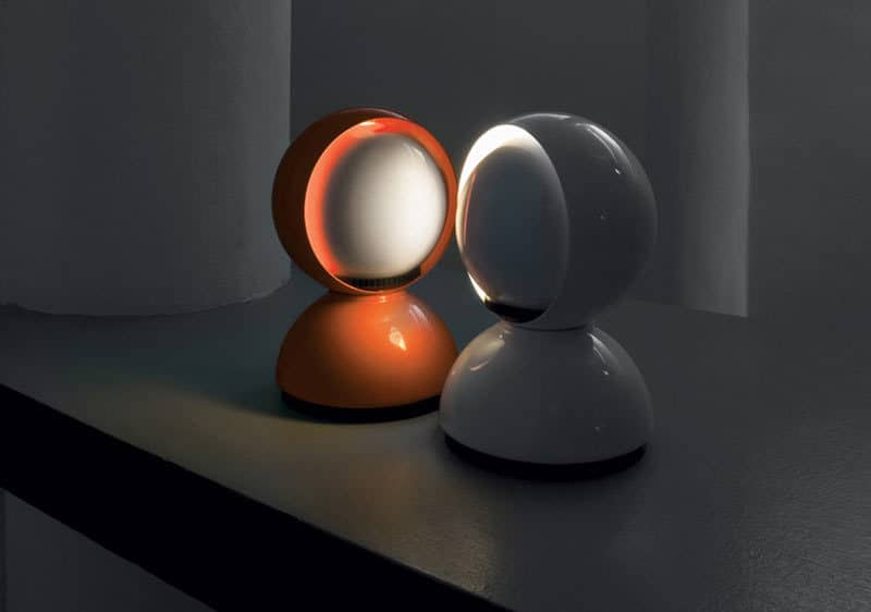 Artemide-Eclisse-lamp