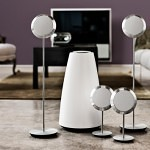 Bang & Olufsen, masters of Design with the new BEOLAB14