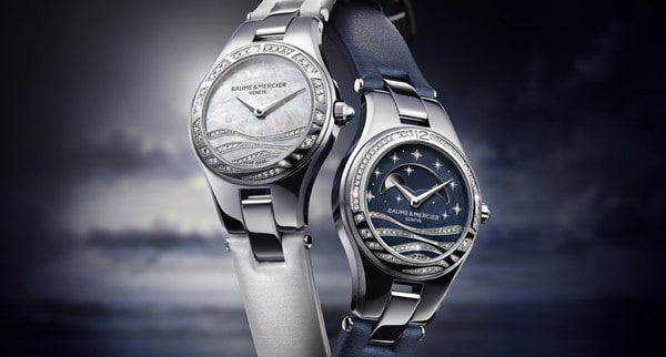 Baume & Mercier, Linea Day and Night collection