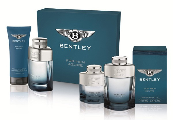 Bentley-Azure-For-Men-Range