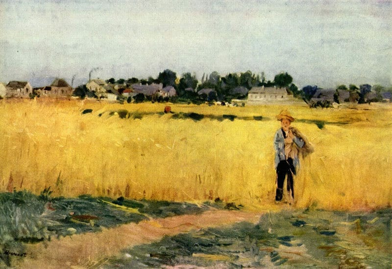Berthe-Morisot-Grain-Field