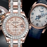 Luxury Watches selection. The Christmas wish-list.