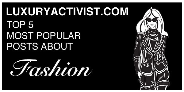 Best fashion news from 2013