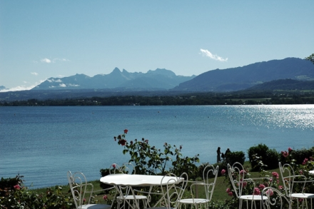 Top 5 luxury hotels around Leman lake – Switzerland