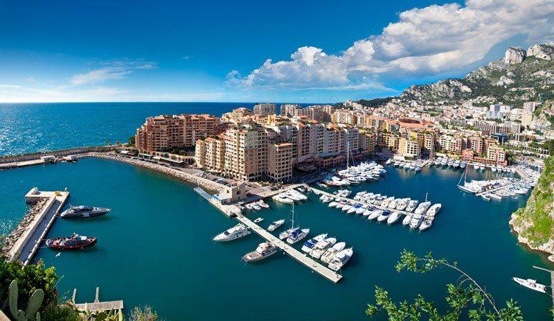 Top 5 places to Go for a Business Lunch in Monaco