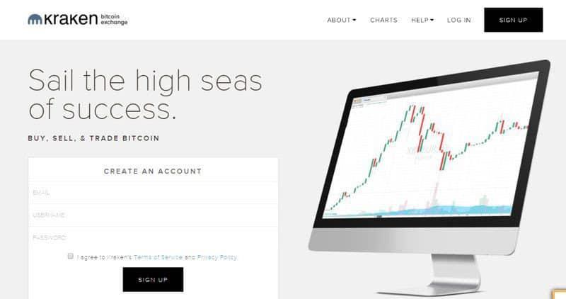 Bitcoin-kraken
