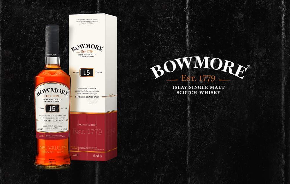 Bowmore-whisky