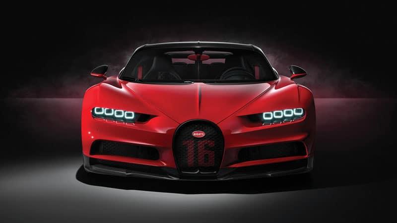 Bugatti-Chiron-sport-front