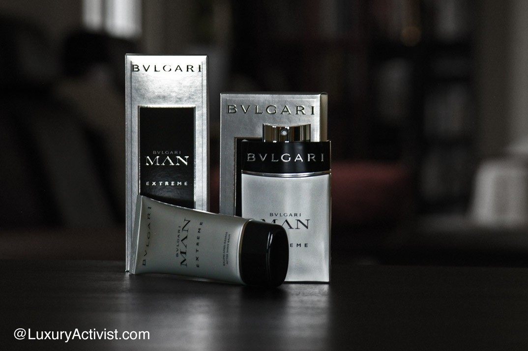 Bulgari Man Extreme, audacity for a modern man.