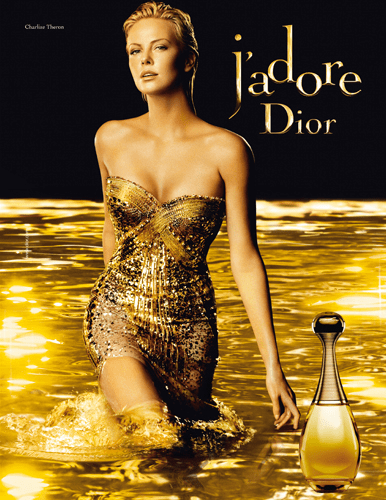 Dior J'Adore new advertising, back to roots?