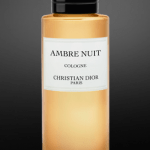 Ambre Nuit, and Dior makes it again just sublime