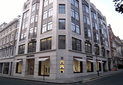 Louis Vuitton: New flagship store in London