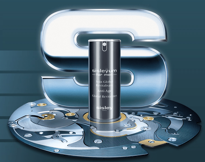 Sisley launches Sisleÿum for men