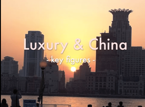 China Luxury – the key figures by Luxury Activist