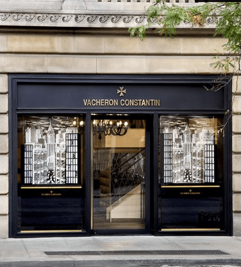 Vacheron Constantin, First shop in the USA.