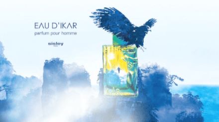 Sisley Eau d'Ikar – the new video