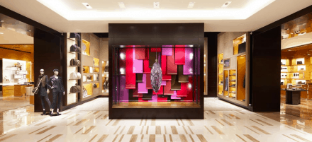 Louis Vuitton opens first Global Flagship store in Brazil