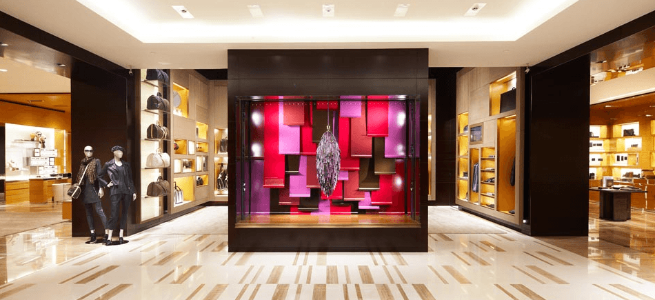 Louis Vuitton store Sâo Paulo