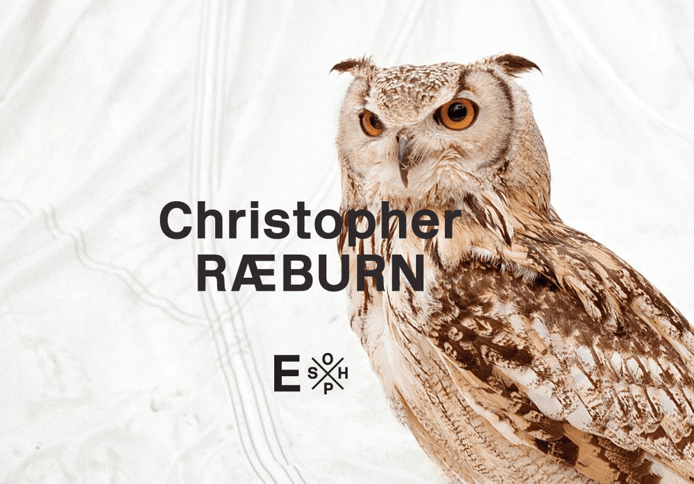"Christopher Raeburn, ""Utility-fashion"" is a must-have."