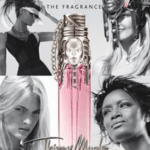 And Mugler goes for Womanity Perfume