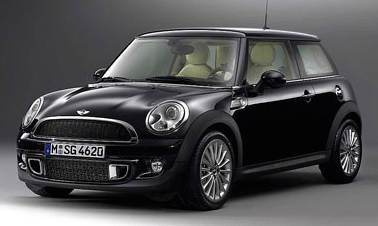 Mini by Rolls Royce – Sublime.