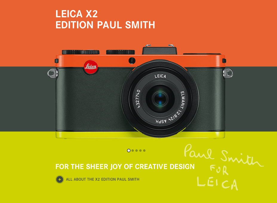 Leica website