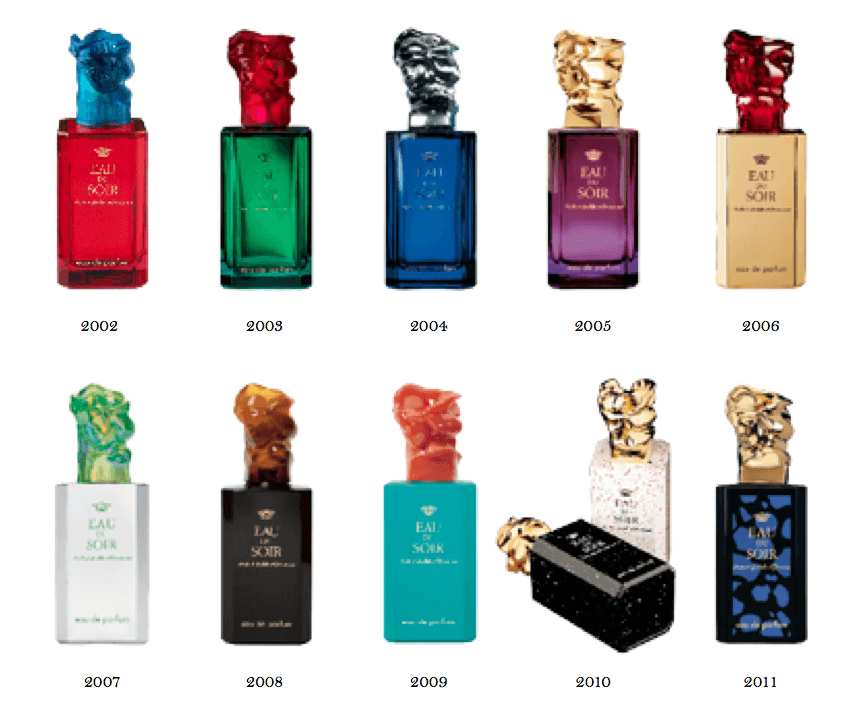 Eau du soir limited editions