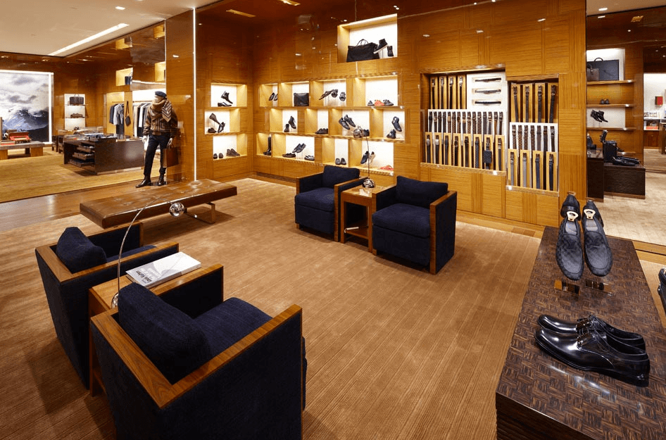 Louis Vuitton flagship brazil